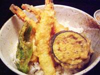 福岡 魚がし 天丼